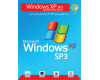 Windows XP SP3 With IE 8 & SATA Drivers